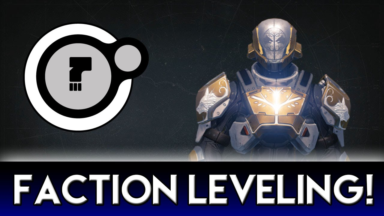 How to rank up vanguard other factions fast destiny gameplay
