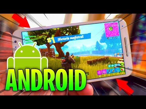 "Fortnite Mobile - Download ""Fortnite Android"" Now! (Fortnite Apk Download)"
