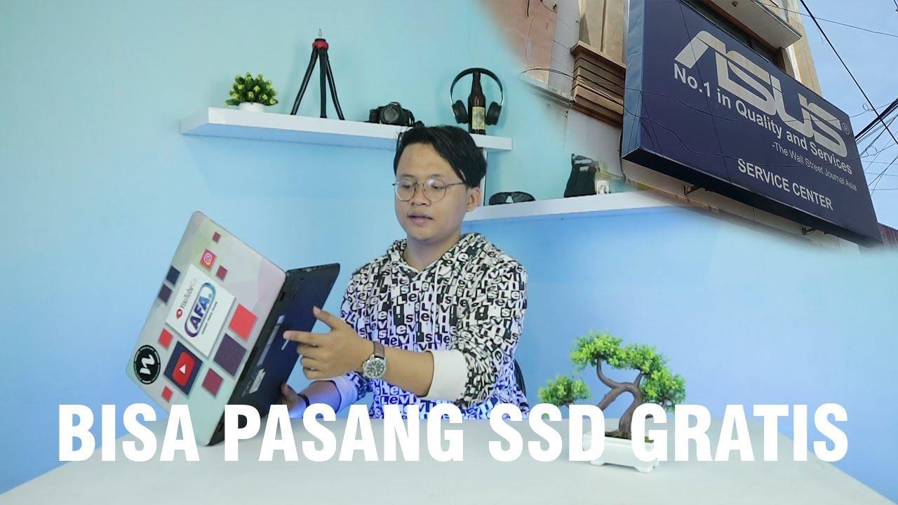 Semua Gratisss Cara Klaim Garansi Laptop Asus Di Service Center Resmi Youtube