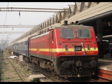 unchahar express departure from chandigarh jn