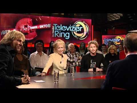 Ewout Genemans over de Televizier-uitreiking aan VI (DWDD 28 oktober 2011)