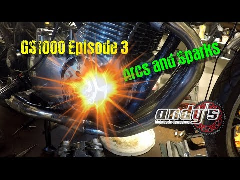 GS1000 Episode 3 - Arcs and Sparks