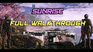 WARFACE - SUNRISE SPECIAL OPERATION WALKTHROUGH - 1080P 60 FPS HIGH GRAPHICS- RUSSIAN PTS
