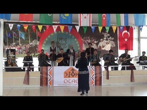 OTAĞ Müzik Ve Dans Topluluğu - Türk Dünyası Gençlik Kurultayı(20.04.2019)