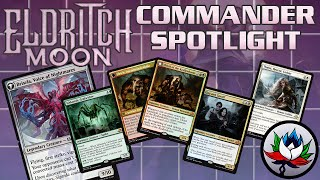 MTG – Eldritch Moon EDH/Commander Deck Tech Spotlight for Magic: The Gathering!