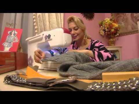видео: Вязаный жилет
