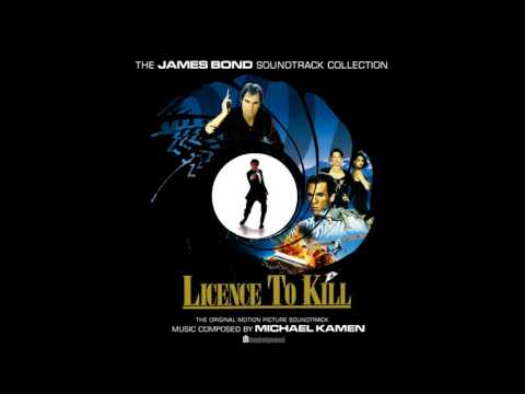 James Bond 007 - License To Kill [Complete Score]