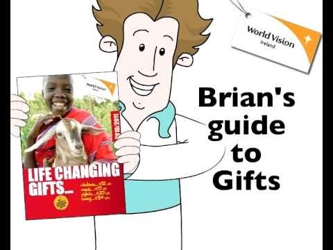 Brian's Guide To Life Changing Charity Christmas Gifts