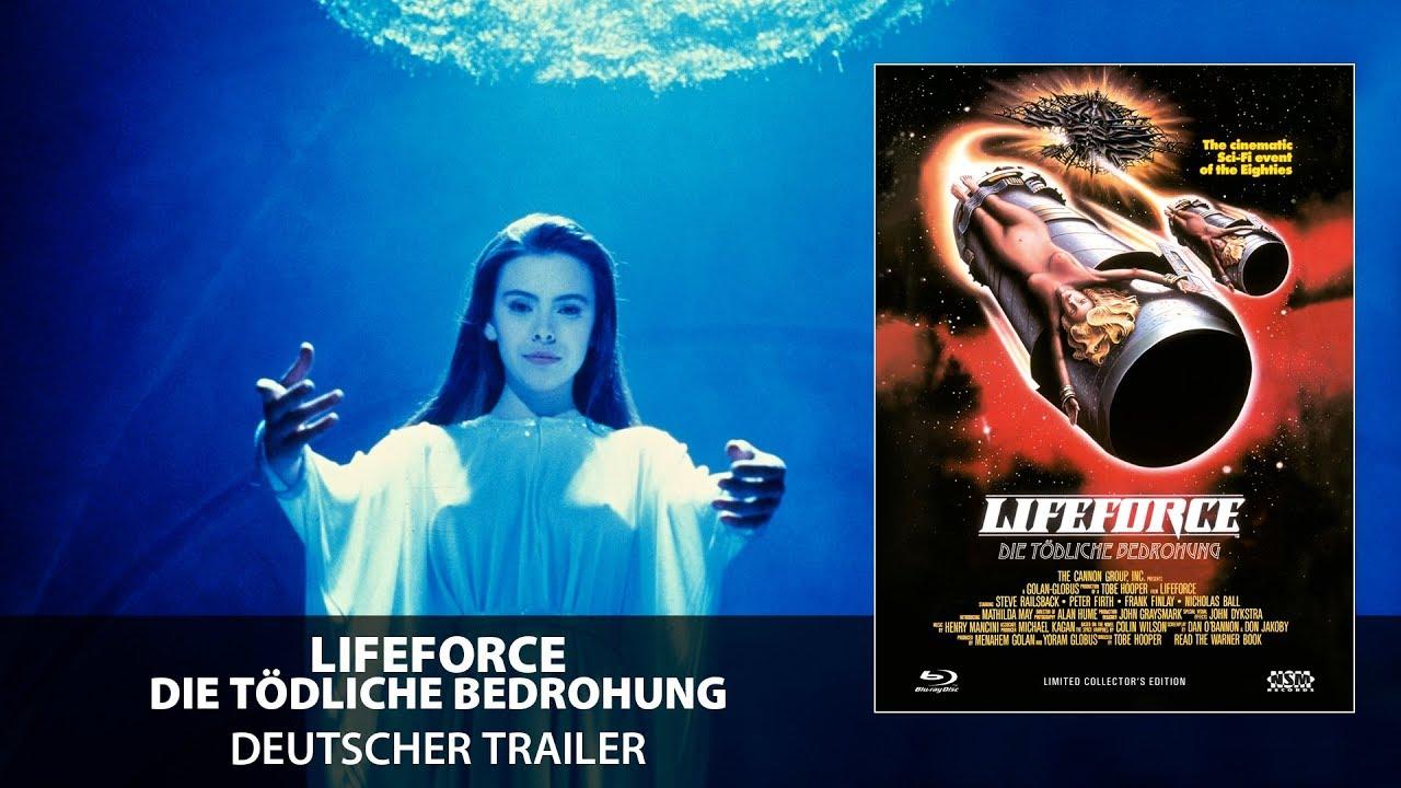 Lifeforce - Die tödliche Bedrohung - Trailer, Kritik