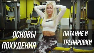 Основы похудения Питание и тренировки Ирина Лучишина