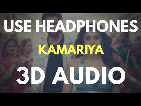 KAMARIYA : Mitron (3D AUDIO) | Virtual 3D Audio