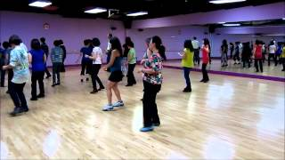 Sideway Shuffle ~ Line Dance (Walk thru & Danced)