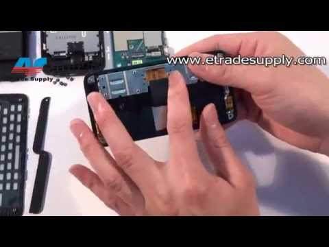 HTC EVO shift 4G Take Apart/Tear Down/repair guide.mp4