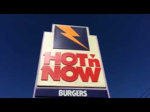 ABANDONED Hot N Now Hanover Pennsylvania