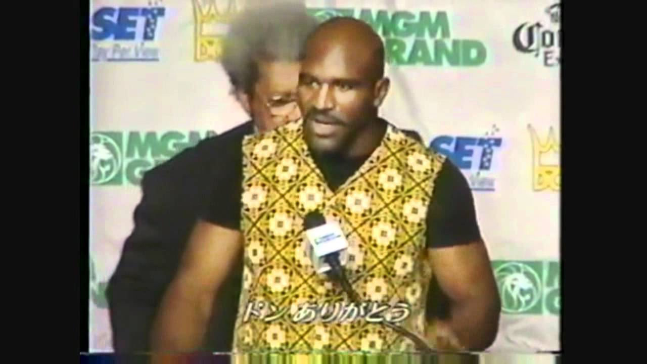 Mike Tyson Vs Evander Holyfield 1996 Youtube