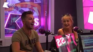Love Island's Sam and Georgia talk being 'loyal' and Villa Drama | KISS Breakfast