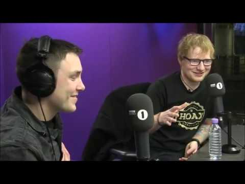 Ed Sheeran Reveals He Has A Twi Song With Fuse ODG