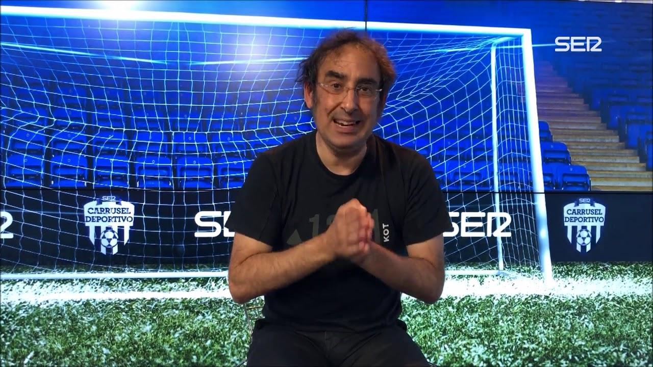 """Iturralde sobre los penaltis al Madrid: """"El VAR nos robó el fútbol"""""""