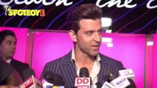 Hrithik Roshan at Ananya Birla Single Album Launch | SpotboyE