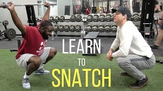 In Experienced act snatches
