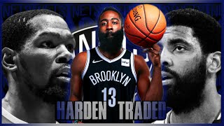 James Harden To The Nets Was The Right Move, But The Big 3 Era Is Back 🙄