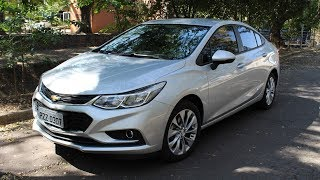 Chevrolet Cruze LT 2018 Sedan: test-drive, preço e detalhes - www.car.blog.br