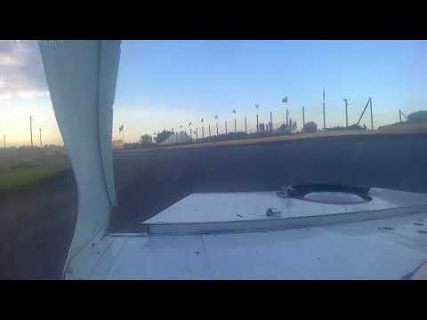 7/21/18 Deer Creek Speedway Midwest Modified Spencer Stock 28s B-main and Feature