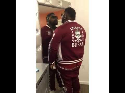 Fatboy SSE dancing to Fetty Waps song ( could you believe it)🔥🔥😂😂😂👌