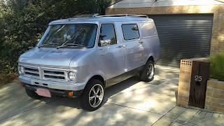 CF Bedford Van