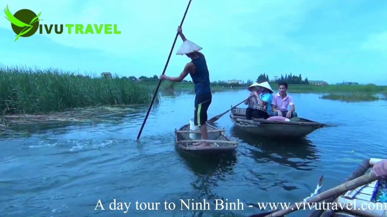 A day tour to Ninh Binh