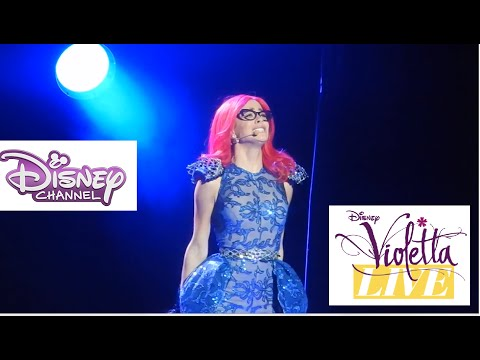 Violetta Live International Tour 2015 - Underneath it All - Official