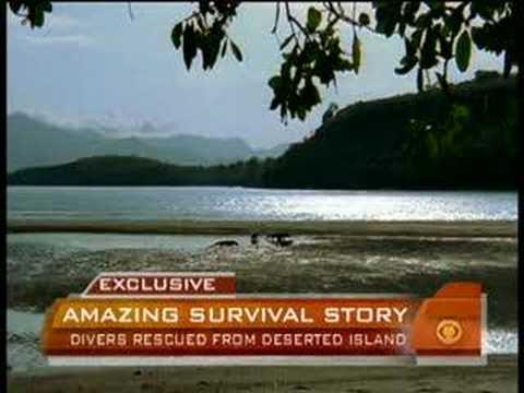 frustration on a deserted island