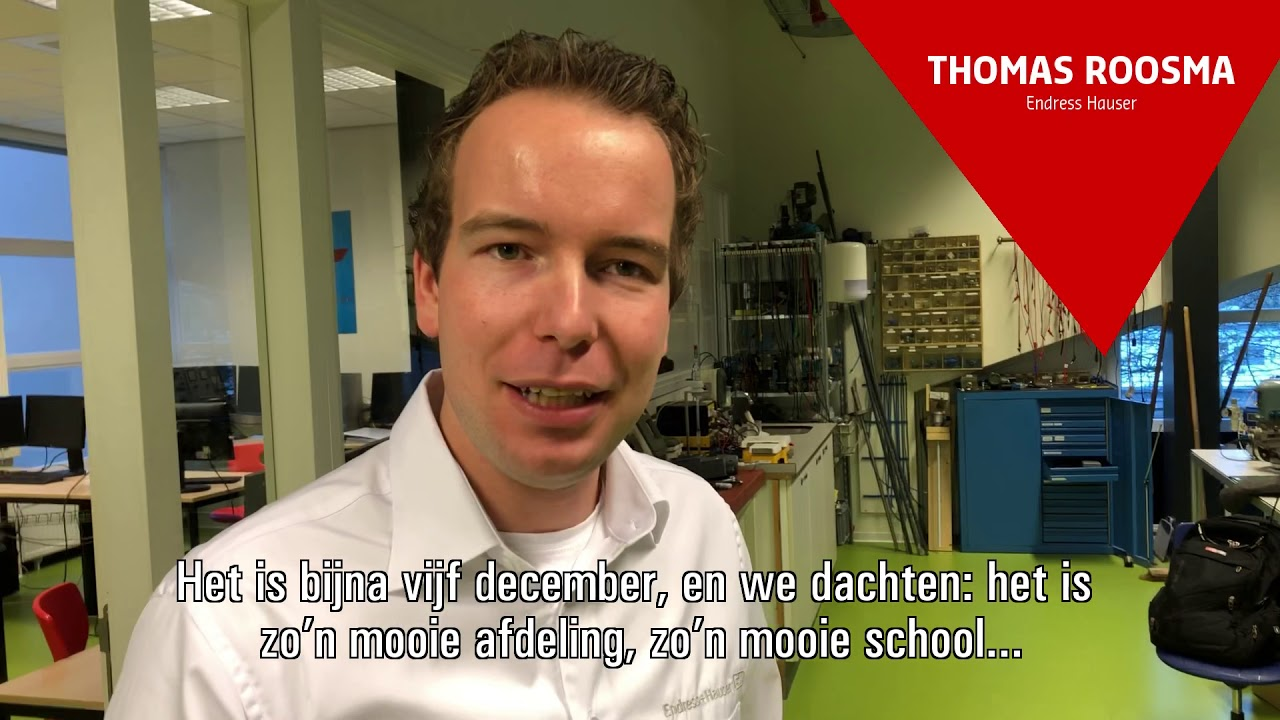 BBL technicus service elektrotechniek krijgt 'cadeau'