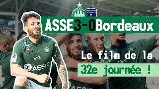 ASSE 3-0 Bordeaux : le film du match