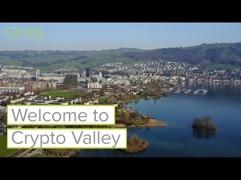 Welcome to Crypto Valley in Zug, Switzerland!