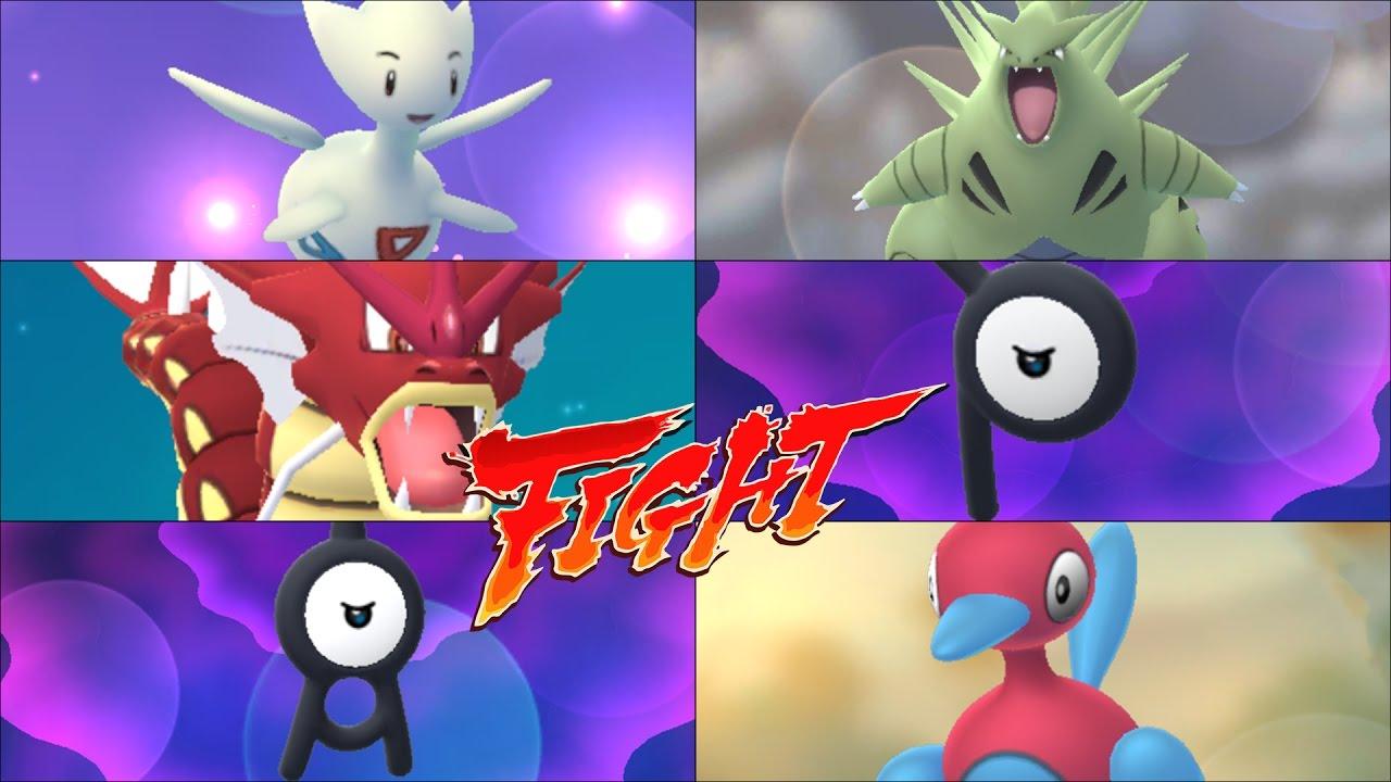 porygon2 pokemon go wild