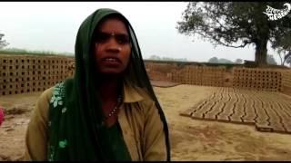 'गाँव गाँव अखिलेश' से हैं कोसों दूर फतेहपुर के ईंट भट्ठों के ये मज़दूर