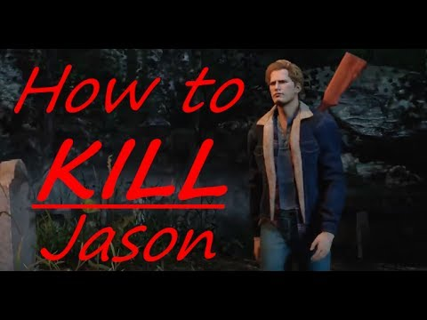How to KILL Jason - Friday the 13th Game (Step by Step)