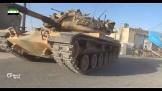 اسطورة دابق تسقط بيد الجيش الحر.. تعرف على خطط معارك درع الفرات القادمة