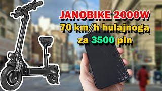 Janobike 2000W Recenzja - Hardware