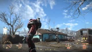 Fallout 4 boost compagnon paladin danse