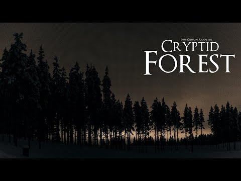 Cryptid Forest (Dark Ambient Hour)