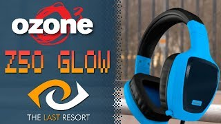 OZone Z50 Glow RAGE Gaming Headset | TLR Review [Sponsored Video]