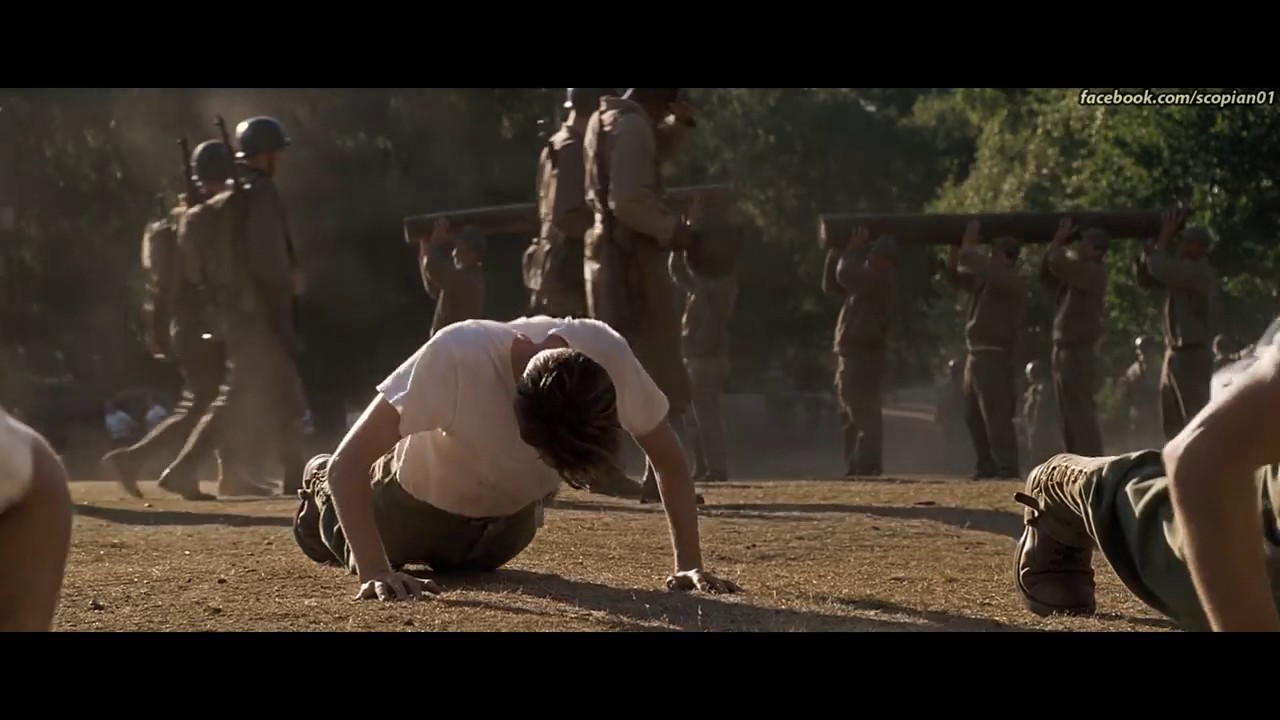Download Camp Lehigh Training Scenes  Captain America The First Avenger 2011  4K ULTRA HD