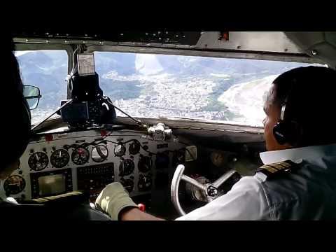 VOLANDO EN AVION-TRAINING PILOT | DOUGLAS DC-3 C