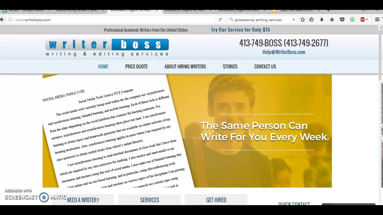 How To Hire A Writer Online  Youtube How To Hire A Writer Online