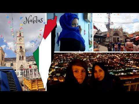 Nablus, Palestine traveling around the world...