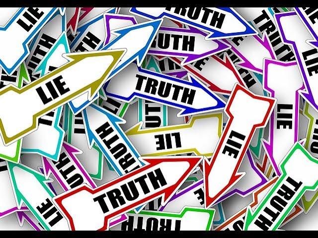 Lügen und Unwahrheiten erhalten das System, daher Gold und Silber!