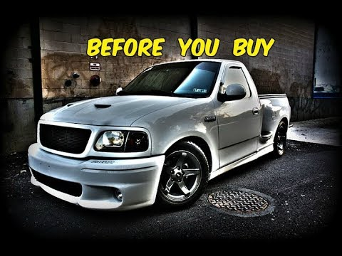 Watch This BEFORE You Buy a Ford F150 SVT LIghtning (1999-2004)