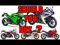 Should You Buy A 300cc Motorcycle? Is It Worth It? - Yamaha R3